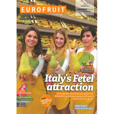 MAF RODA AGROBOTIC dans les pages EUROFRUIT-Septembre 2016