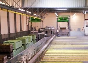 LIMDOR - Précalibrage Pommes / Canaux précalibrage