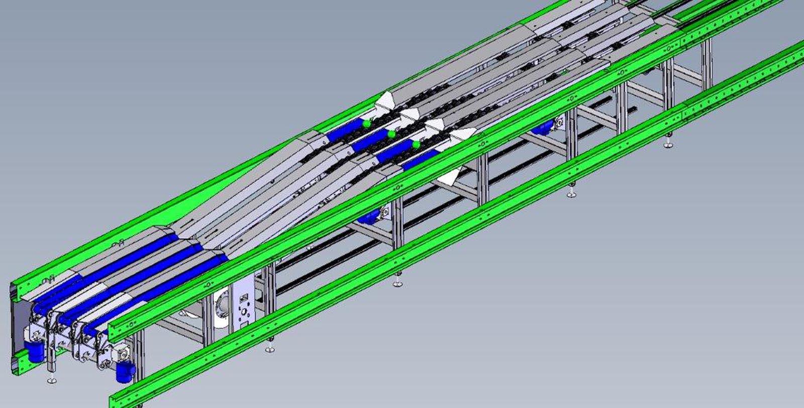Graduador electroquimico - UNIWAY P-76/100