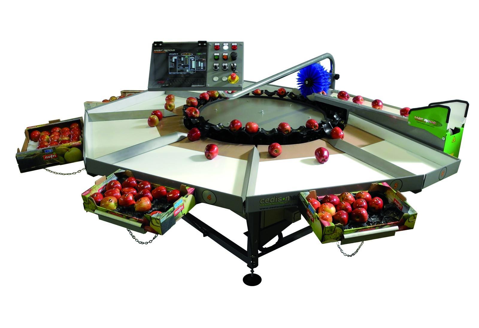 Calibrating machine with ORPHEA system - INTEGRITA